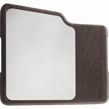 Berkel Cutting Board For Home Line 250 with Inox Plate, Brown