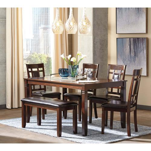 6 Piece Bennox Dining Room Set