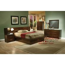 Coaster Furniture 200711 Bedroom set Houston Texas USA Aztec Furniture