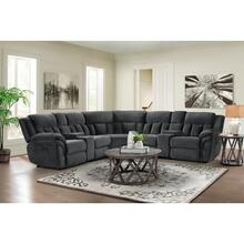 See Details - Reclining Sectional