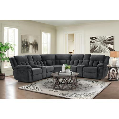Klaussner - Reclining Sectional