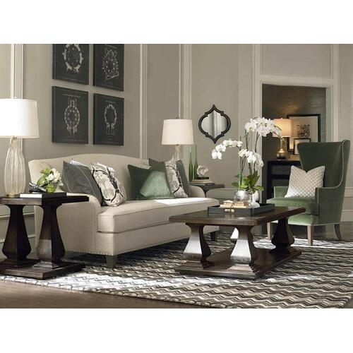 Bassett One Cushion Sofa