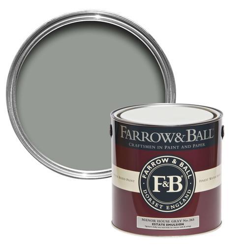 Farrow & Ball - Manor House Gray No.265
