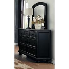 HOMELEGANCE 1714DM Laurelin Dresser & Mirror