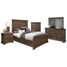 Queen Bedroom Set 5 Pieces