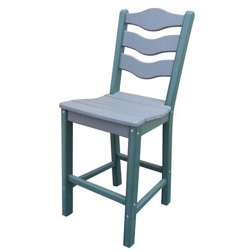 Perfect Choice - Traditional Counter Height Standard Armless Chair