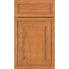 Braydon Manor Oak Cabinet