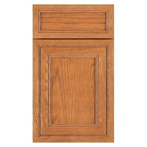 Braydon Manor Oak Cabinet