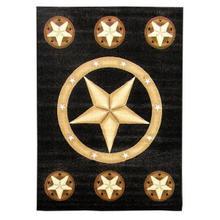 Karastan Skins Texas Star