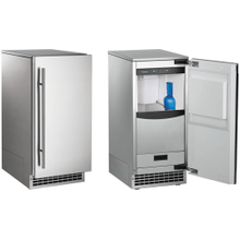 Brilliance Ice Machine w/Pump