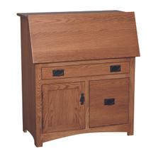 Mission Large Secretary Desk