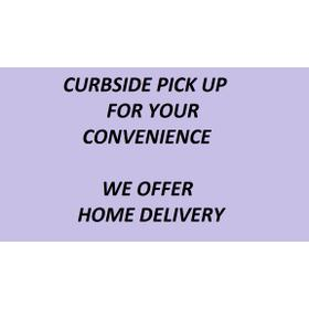 CURBSIDE PICK UP