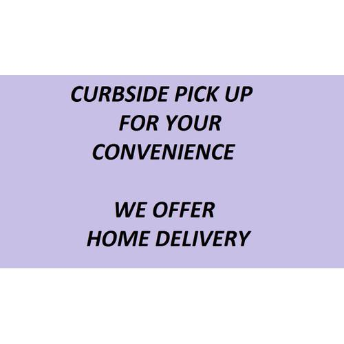 Astro Furniture - CURBSIDE PICK UP
