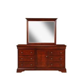 Marie Dresser & Mirror