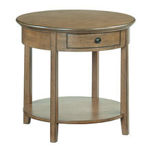 Stonewood Round End Table