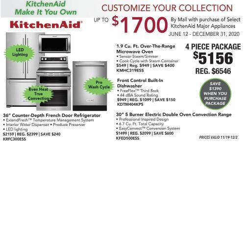 KitchenAid Package