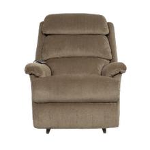 See Details - Astor Power Rocking Recliner w/ Head Rest & Lumbar