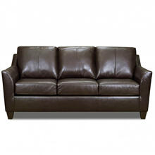 Leather Bark Sofa