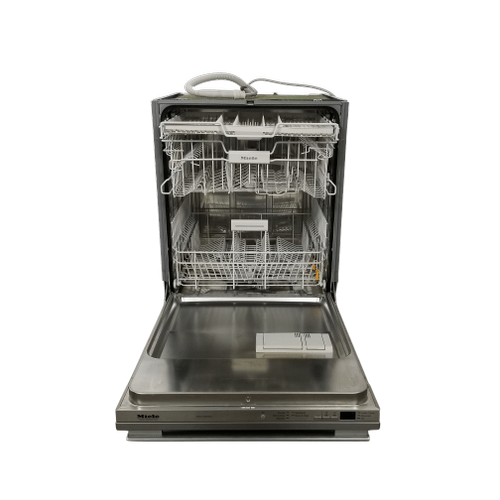 G 4977 SCVi SF AM - Fully-integrated, full-size dishwasher with hidden control panel, cutlery tray and CleanTouch Steel panel