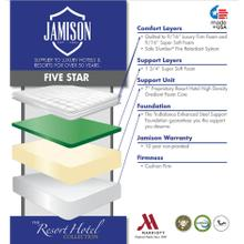 The Resort Hotel Collection - Five Star - Cushion Firm