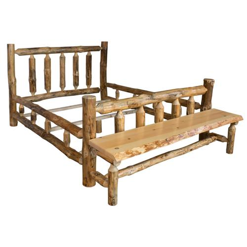 RRP944 Full Bed with Bench
