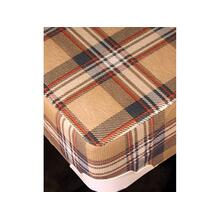 Bunkie Mattress - Plaid