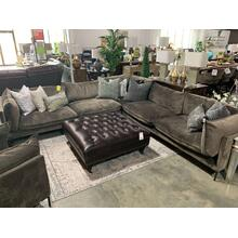 Dixon Sectional Romo Ash