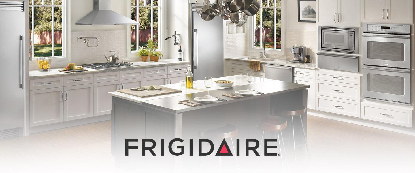 Koons Home Center in Richmond, Indiana sells many high-quality Frigidaire home appliances!