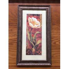 Framed Wall Art - Flower