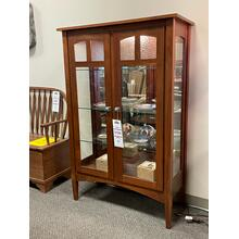 See Details - Amish Tapered Mission Curio