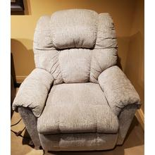 Ruben Rocker Recliner in Toffee Fabric