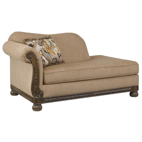 49601  Sofa, Loveseat and Corner Chaise - Westerwood Patina
