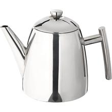 Frieling Stainless Steel Primo Teapot with Infuser, 34 oz