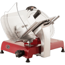 Berkel Red Line 300 Electric Food Slicer Red, 12-Inches Blade