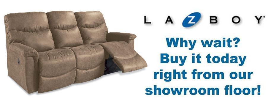 Shop our La-Z-Boy | Click Here