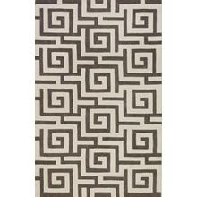 IF1 Infinity Pewter 5x8 Rug