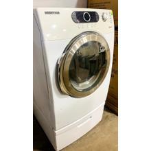See Details - USED- 7.3 cu. ft. Sensor Dry Gas Dryer- FLGDRY27W-U SERIAL #45