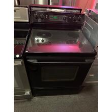 Kenmore Black Glass / Smooth Top Range (This may be a Stock Photo, actual unit (s) appearance may contain cosmetic blemishes. Please call store if you would like additional pictures). This unit carries our 6 Month warranty, MANUFACTURER WARRANTY and REBATE NOT VALID with this item. ISI 36606