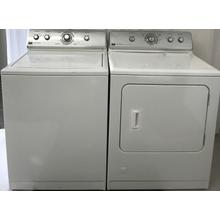 Maytag Top Load Washer & Gas Dryer