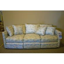 Three Cushion Power Reclining Sofa