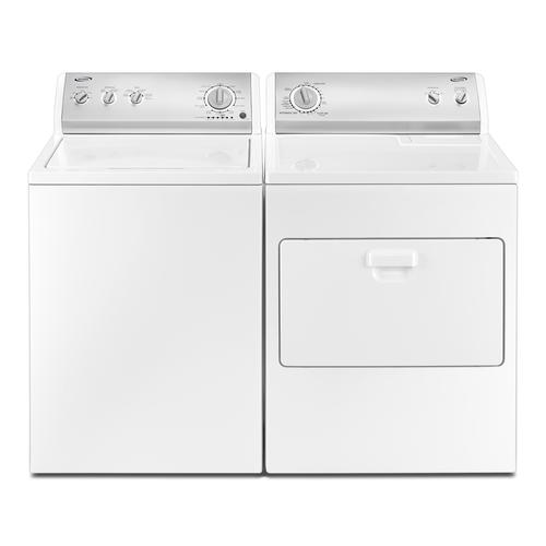 Crosley 3.8 cu ft Extra Large Capacity Washer & 7 cu ft Dryer
