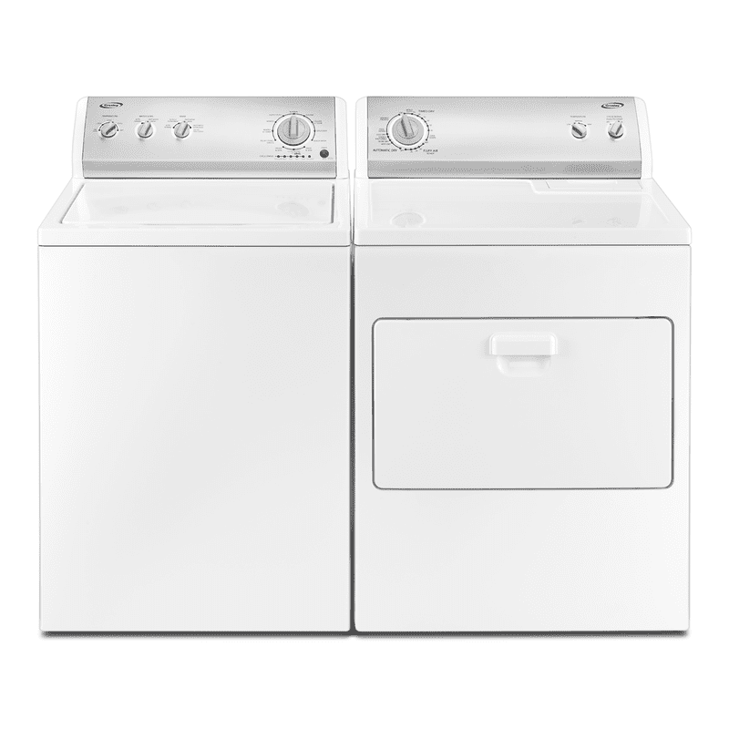 View Product - Crosley 3.8 cu ft Extra Large Capacity Washer & 7 cu ft Dryer