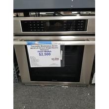 "Thermador Masterpiece Series 30"" Single Electric Wall Oven ME301JS (FLOOR  MODEL)"