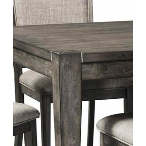D624 8PC SET: Dining Table and 6 Chairs w/ Server
