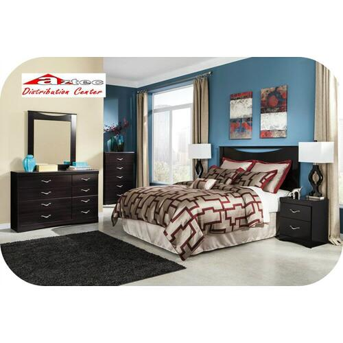 Ashley Furniture - Ashley B217 Zanbury Bedroom set Houston Texas USA Aztec Furniture
