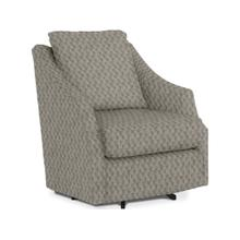 View Product - Flutter Swivel Barrel Chair - Stone