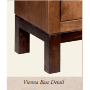 Amish Craftsman - Vienna TV Consoles
