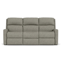 See Details - Power Reclining Sofa with Power Headrests