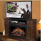 1/2 Half the Price of Jordon's Atwood Electric Fireplace & Media Consol Product Image