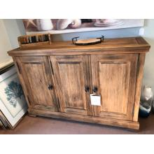 See Details - BenchMade Solid Oak Console